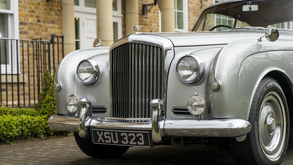 1959 Bentley S1 Continental by Park Ward For Sale (picture 22 of 184)