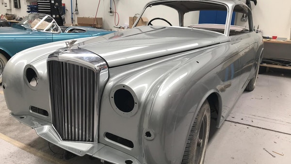 1959 Bentley S1 Continental by Park Ward For Sale (picture 117 of 184)