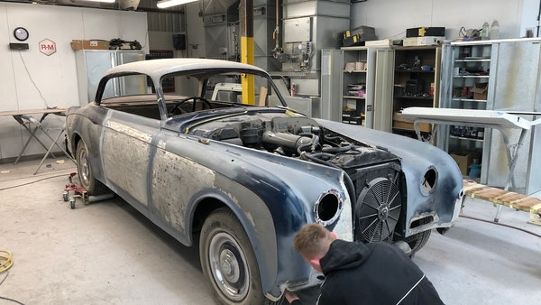 1959 Bentley S1 Continental by Park Ward For Sale (picture 127 of 184)