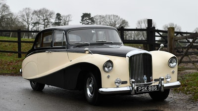 1956 Bentley S1 Hooper Empress