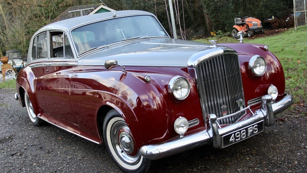 1956 Bentley S1 Saloon For Sale (picture 4 of 113)