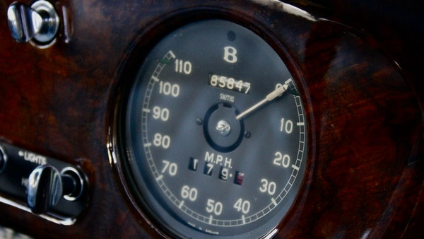 1956 Bentley S1 Saloon For Sale (picture 40 of 113)