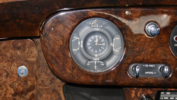 1956 Bentley S1 Saloon For Sale (picture 43 of 113)