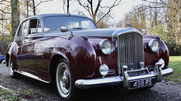 1956 Bentley S1 Saloon For Sale (picture 15 of 113)