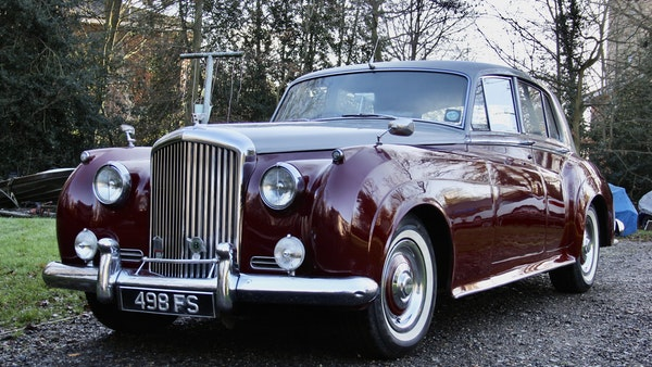 1956 Bentley S1 Saloon For Sale (picture 10 of 113)