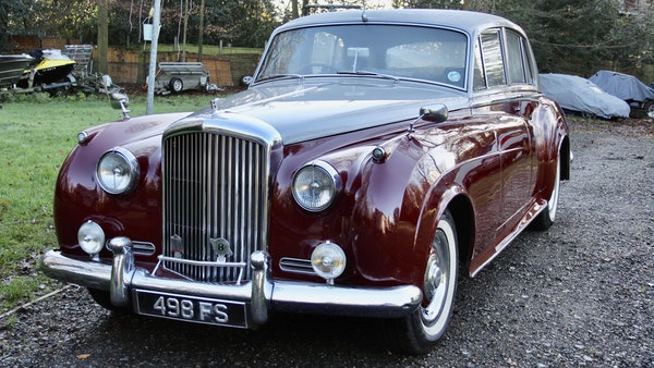 1956 Bentley S1 Saloon For Sale (picture 18 of 113)