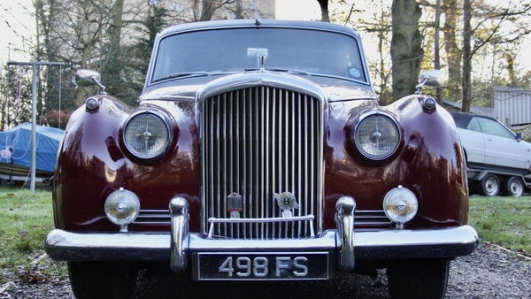 1956 Bentley S1 Saloon For Sale (picture 11 of 113)
