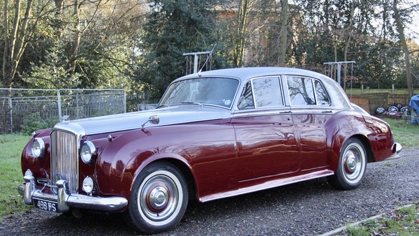 1956 Bentley S1 Saloon For Sale (picture 14 of 113)
