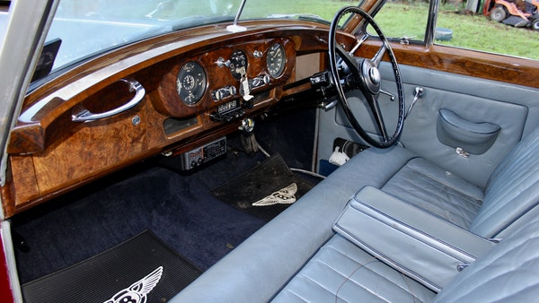 1956 Bentley S1 Saloon For Sale (picture 35 of 113)