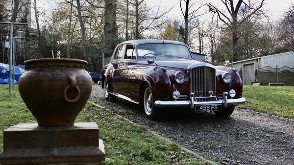 1956 Bentley S1 Saloon For Sale (picture 19 of 113)