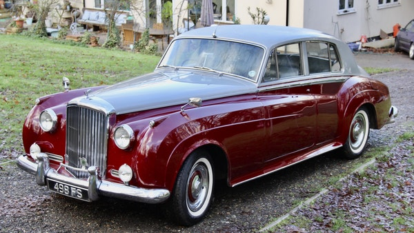 1956 Bentley S1 Saloon For Sale (picture 1 of 113)