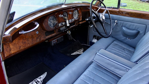 1956 Bentley S1 Saloon For Sale (picture 36 of 113)