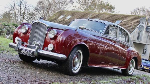 1956 Bentley S1 Saloon For Sale (picture 3 of 113)
