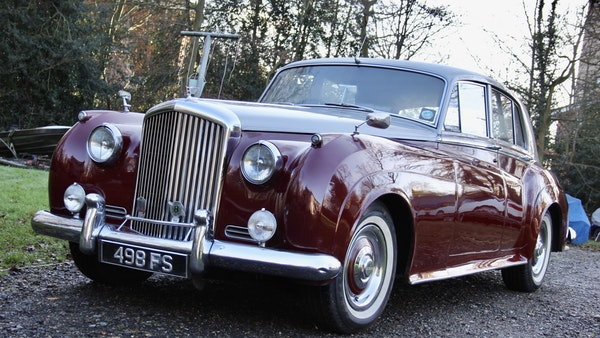 1956 Bentley S1 Saloon For Sale (picture 17 of 113)