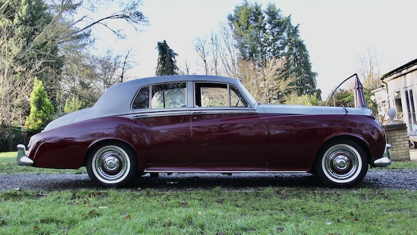 1956 Bentley S1 Saloon For Sale (picture 16 of 113)