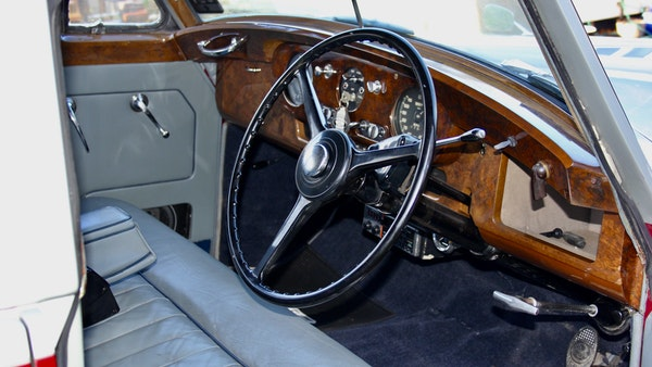 1956 Bentley S1 Saloon For Sale (picture 31 of 113)