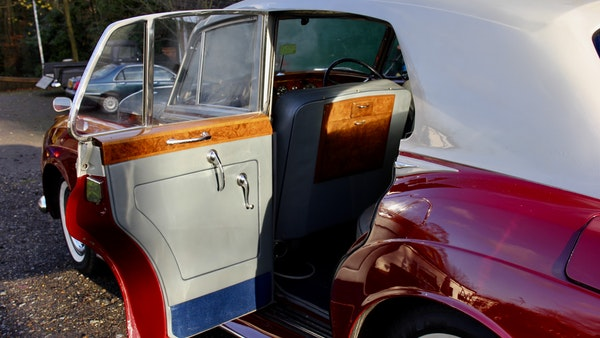 1956 Bentley S1 Saloon For Sale (picture 54 of 113)