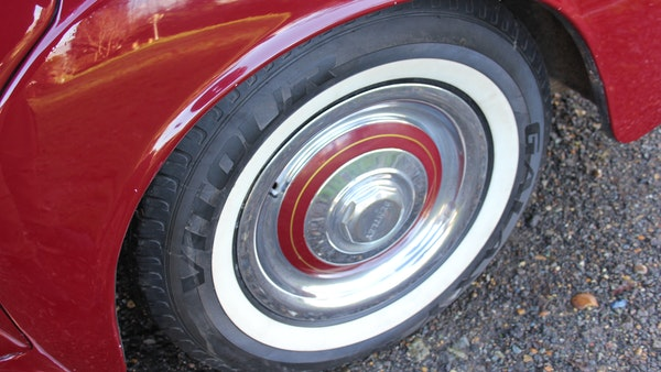 1956 Bentley S1 Saloon For Sale (picture 23 of 113)