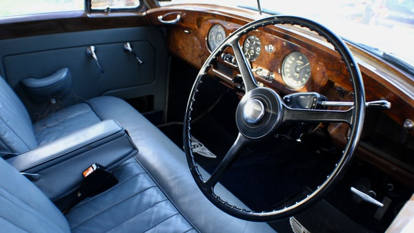 1956 Bentley S1 Saloon For Sale (picture 34 of 113)