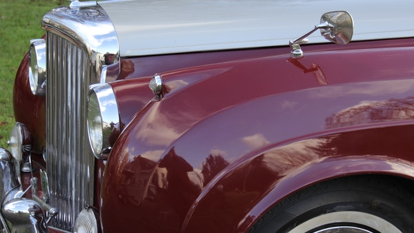 RESERVE LOWERED - 1956 Bentley S1 Saloon For Sale (picture 62 of 101)