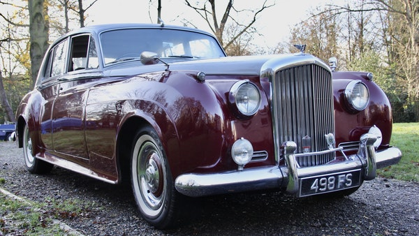 RESERVE LOWERED - 1956 Bentley S1 Saloon For Sale (picture 1 of 101)