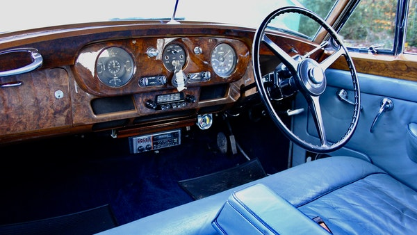 RESERVE LOWERED - 1956 Bentley S1 Saloon For Sale (picture 27 of 101)