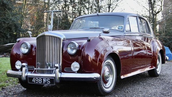 RESERVE LOWERED - 1956 Bentley S1 Saloon For Sale (picture 10 of 101)