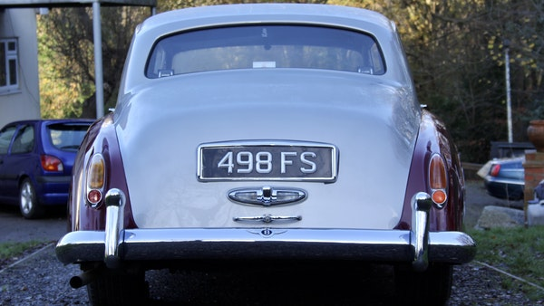 RESERVE LOWERED - 1956 Bentley S1 Saloon For Sale (picture 7 of 101)