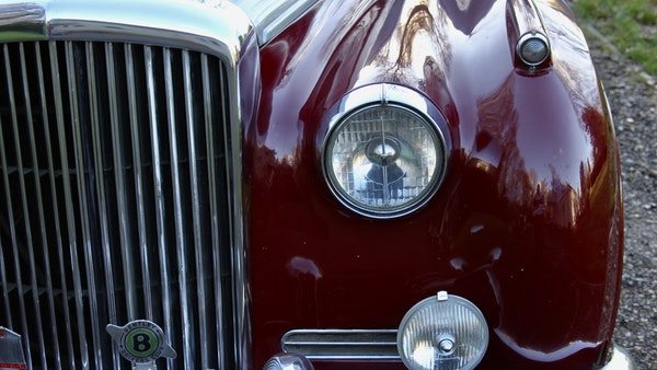 RESERVE LOWERED - 1956 Bentley S1 Saloon For Sale (picture 59 of 101)