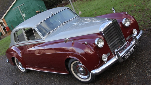 RESERVE LOWERED - 1956 Bentley S1 Saloon For Sale (picture 15 of 101)