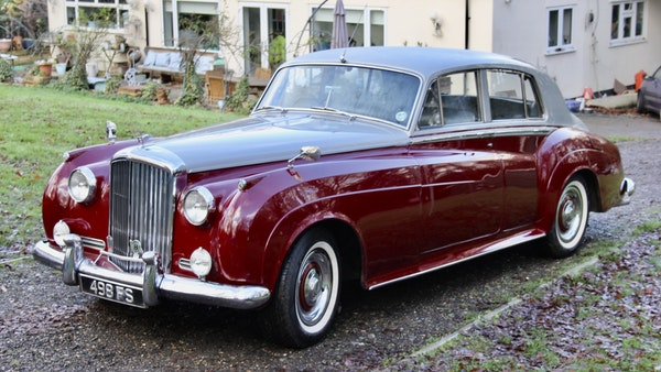 RESERVE LOWERED - 1956 Bentley S1 Saloon For Sale (picture 18 of 101)