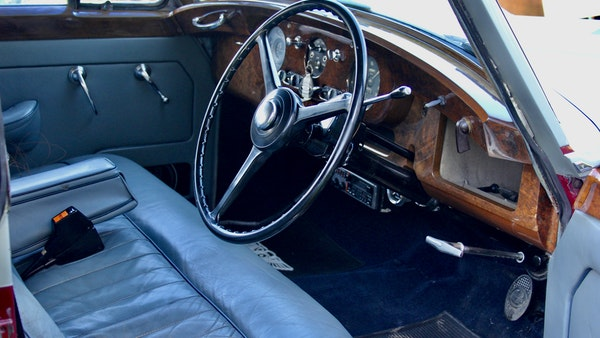 RESERVE LOWERED - 1956 Bentley S1 Saloon For Sale (picture 24 of 101)