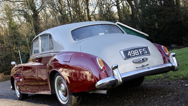 RESERVE LOWERED - 1956 Bentley S1 Saloon For Sale (picture 11 of 101)