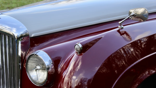 RESERVE LOWERED - 1956 Bentley S1 Saloon For Sale (picture 61 of 101)
