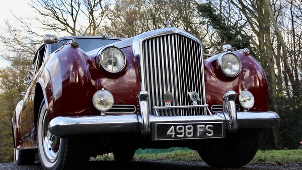 RESERVE LOWERED - 1956 Bentley S1 Saloon For Sale (picture 14 of 101)