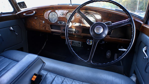 RESERVE LOWERED - 1956 Bentley S1 Saloon For Sale (picture 26 of 101)