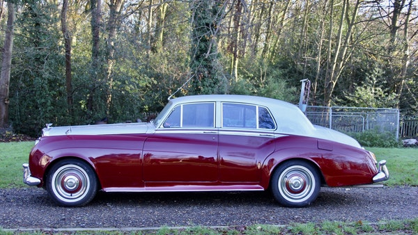 RESERVE LOWERED - 1956 Bentley S1 Saloon For Sale (picture 5 of 101)