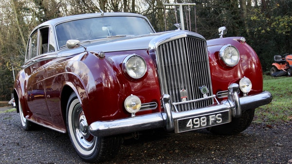 RESERVE LOWERED - 1956 Bentley S1 Saloon For Sale (picture 13 of 101)