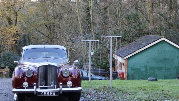 RESERVE LOWERED - 1956 Bentley S1 Saloon For Sale (picture 19 of 101)