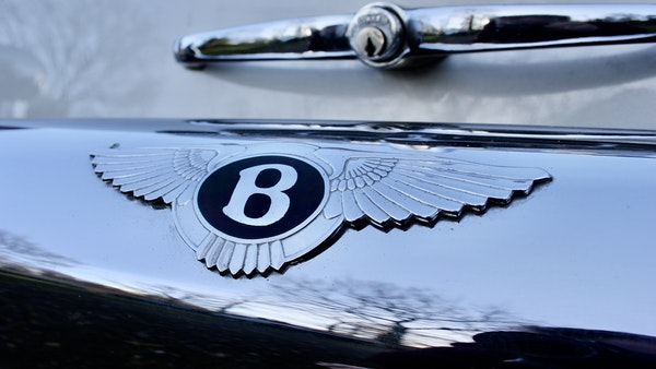 RESERVE LOWERED - 1956 Bentley S1 Saloon For Sale (picture 52 of 101)