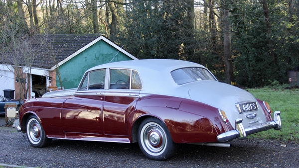RESERVE LOWERED - 1956 Bentley S1 Saloon For Sale (picture 8 of 101)