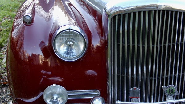 RESERVE LOWERED - 1956 Bentley S1 Saloon For Sale (picture 58 of 101)