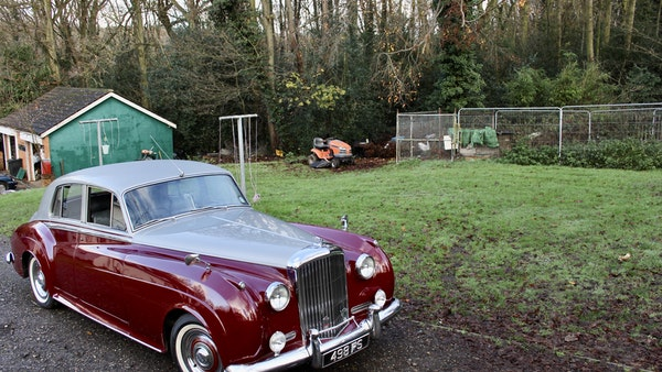 RESERVE LOWERED - 1956 Bentley S1 Saloon For Sale (picture 16 of 101)