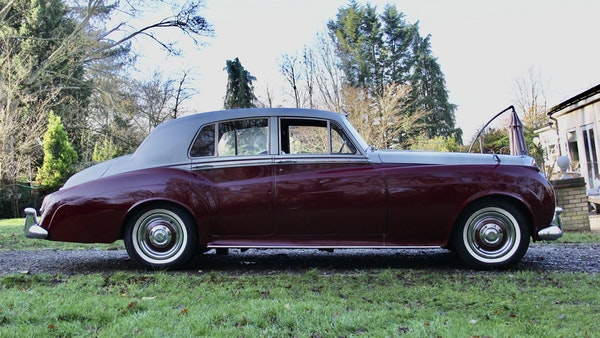 RESERVE LOWERED - 1956 Bentley S1 Saloon For Sale (picture 4 of 101)