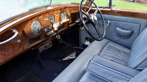 RESERVE LOWERED - 1956 Bentley S1 Saloon For Sale (picture 28 of 101)