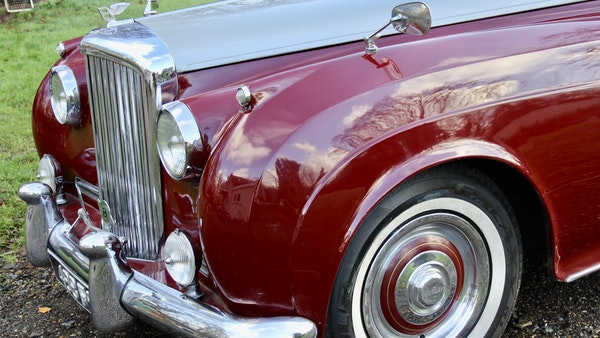 RESERVE LOWERED - 1956 Bentley S1 Saloon For Sale (picture 60 of 101)