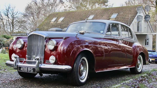 RESERVE LOWERED - 1956 Bentley S1 Saloon For Sale (picture 17 of 101)