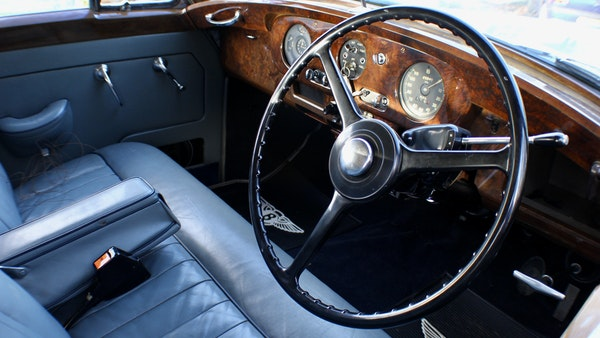 RESERVE LOWERED - 1956 Bentley S1 Saloon For Sale (picture 25 of 101)