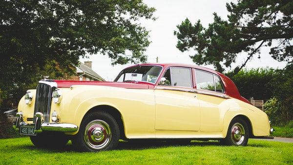 1958 Bentley S1 For Sale (picture 3 of 142)