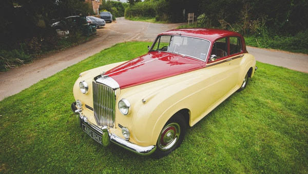 1958 Bentley S1 For Sale (picture 11 of 142)
